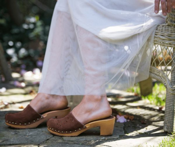 swedish clogs australia shoes clogs suede leather brown wooden handmade love of clogs sale buy online