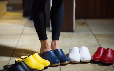 Win a Pair of Clogs: Midwinter contest!