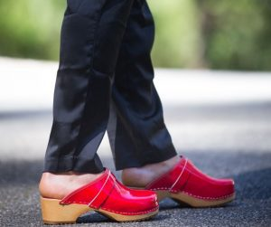 swedish clogs australia shoes clogs leather red patent wooden handmade love of clogs sale buy online